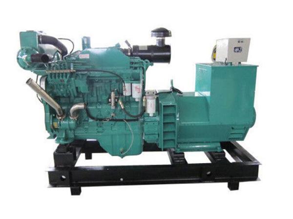 50KW康明斯船用ManBetX官网苹果/配海淡水转化泵