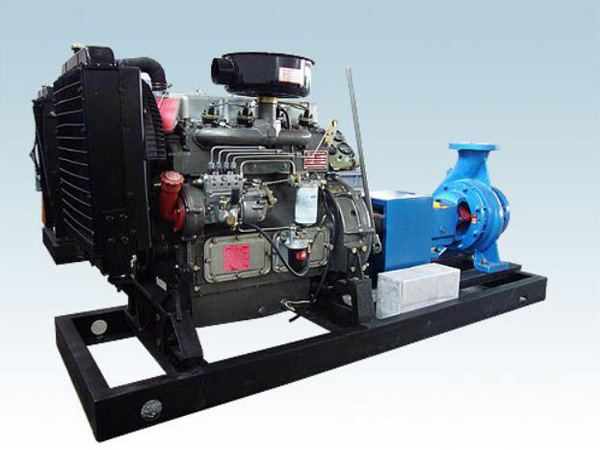 Water pump unit of Weichai 4100G water cooled diesel engine