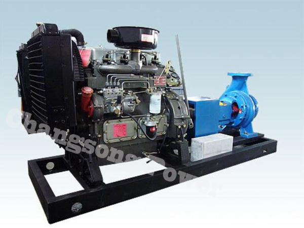 潍柴4100G水冷ManBetx手机网页版水泵机组